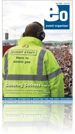 Event Organiser April 2009 Issue 93