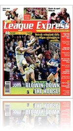 Rugby League Express - 25th May 2009