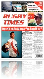 Rugby Times - 29th May 2009