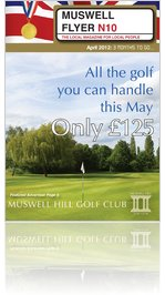 Muswell Flyer - April 2012
