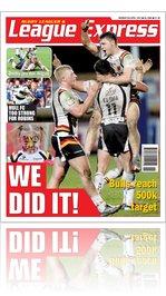 League Express - 9th April 2012