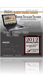 2012 HorseTrailerTrader.com / Trailer Media Group Media Kit