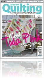 Modern Quilting, Issue 2