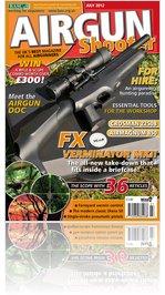 Airgun Shooter - July 2012