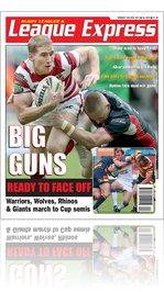 League Express - 14th May 2012