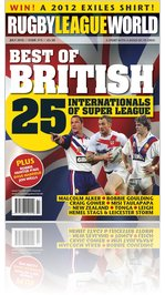 Rugby League World - July 2012