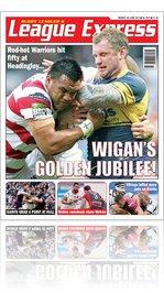 League Express - 4th June 2012