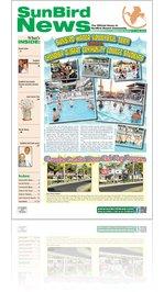 SunBird News - July 2012