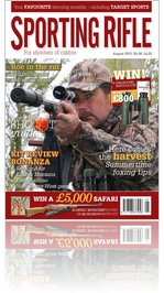 Sporting Rifle - August 2012