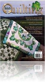 Irish Quilting Issue 17