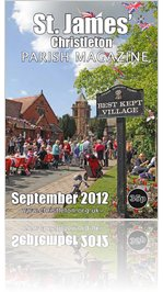 Christleton Parish Magazine September 2012