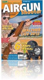 Airgun Shooter - October 2012