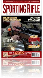 Sporting Rifle - October 2012