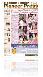 Robson Ranch Pioneer Press - September 2012