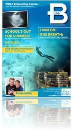 Blue: Issue One June / July 2009 (official magazine for CDWS)