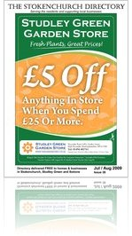 The Stokenchurch Directory Issue 38 Jul/Aug 09