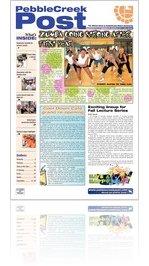 PebbleCreek Post - July 2009