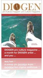 DIOGEN pro art magazine No 5.