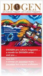 DIOGEN pro art magazine No 13.