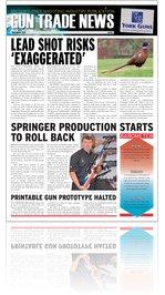 Gun Trade News November 2012