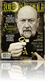 Rue Morgue Issue 128