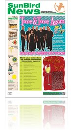 SunBird News - November 2012