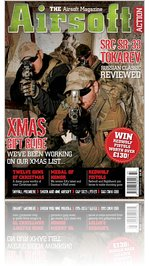 Airsoft Action Christmas 2012