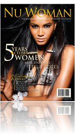 Nu Woman's 5-year Leila Lopes cover