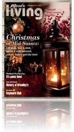 Sussex Living Magazine 2012