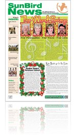 SunBird News - December 2012
