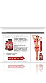 Metabolism Fuel  - Our aim look slim body