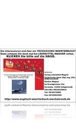 Verlag Lehrmittel Wagner:  Sie interessieren sich fuer ein technisches woerterbuch zu Weihnachten?