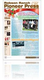 Robson Ranch Pioneer Press - December 2012
