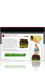 Get Perfect Natural Body With Mango
