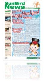SunBird News - January 2013