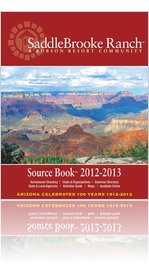 2012-2013 SaddleBrooke Ranch Source Book