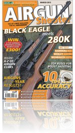 Airgun Shooter - March 2013