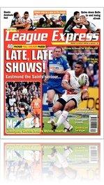 League Express - 3rd August 2009
