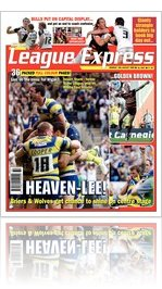 League Express - 10th Aug 09