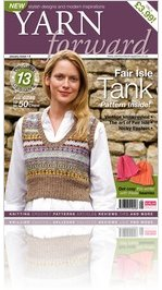 Yarn Forward, Issue 08