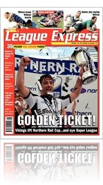 League Express - 13th July 2009