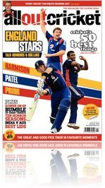 All Out Cricket Issue 50