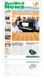 SunBird News - February 2013