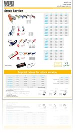 WPG Ltd USB Price List