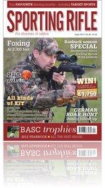 Sporting Rifle - April 2013