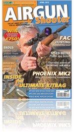 Airgun Shooter - April 2013