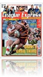League Express - 14th Sept 2009