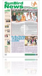 SunBird News - April 2013