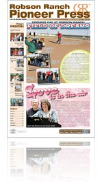 Robson Ranch Pioneer Press - April 2013