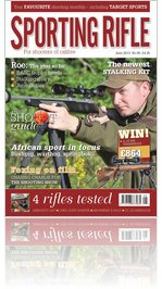 Sporting Rifle - June 2013
